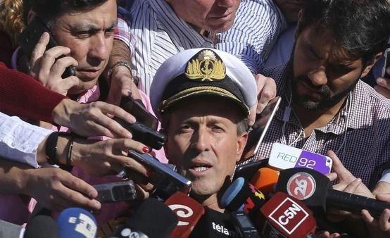 AHORA | La Armada toma importantes decisiones respecto de la búsqueda ARA San Juan