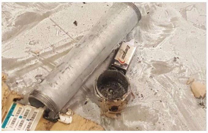 Explotó una bomba casera en la sede del Correo Argentino — Esteban Echeverría