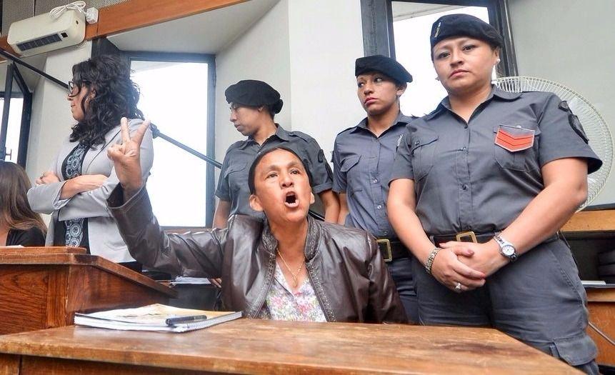 Absolvieron a Milagro Sala en el juicio por amenazas a una comisaría
