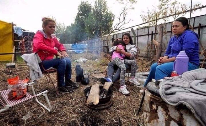 Más del 31 por ciento de los argentinos es pobre