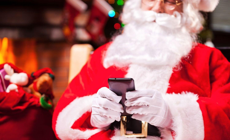 Navidad: cinco aplicaciones gratuitas para que los chicos hablen con Papá Noel