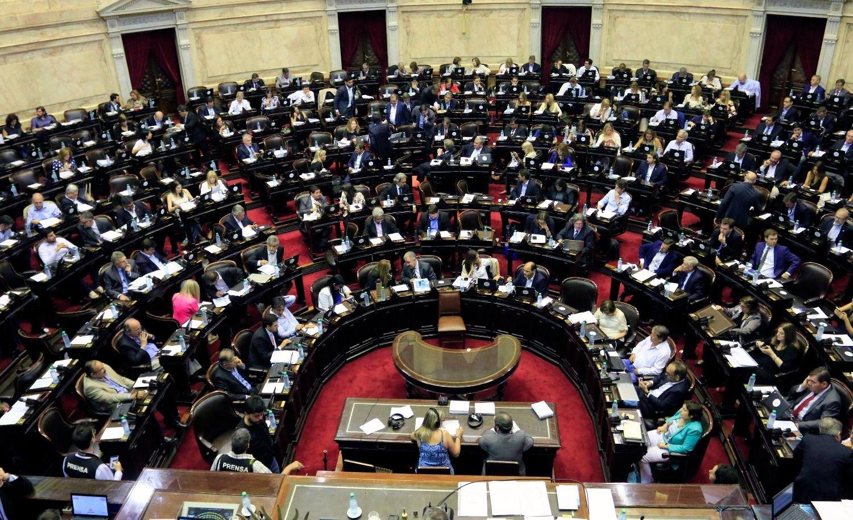 La c mara de diputados de la naci n trata el presupuesto 2018 for Camara de diputados leyes