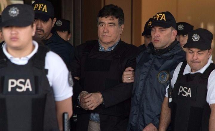 Rechazaron la excarcelación de Carlos Zanini