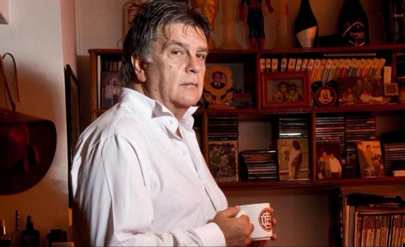 """Luis Ventura defendió a Cacho Castaña: """"Se equivocó, pidió disculpas, ¿qué más quieren?"""""""