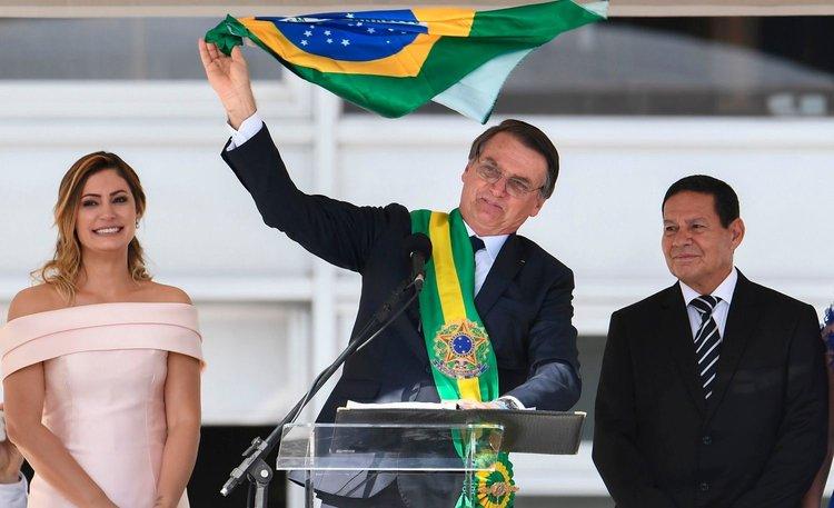 Brasil Las Principales Frases Del Discurso De Investidura