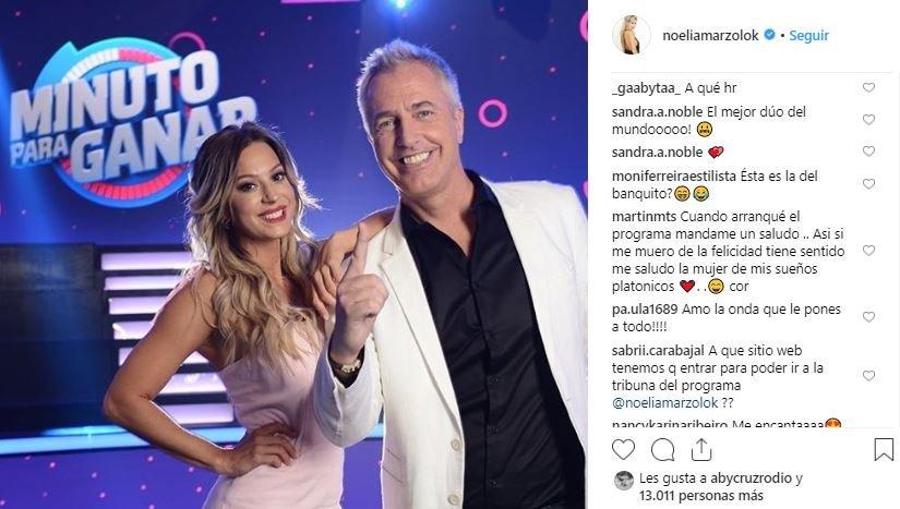 noelia marzol-marley.tv-televisión-minuto para ganar-video-hot-teatro-temporada-Millennials-bien argentino