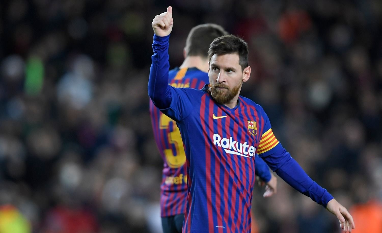 Messi rompió otro récord en el Barcelona