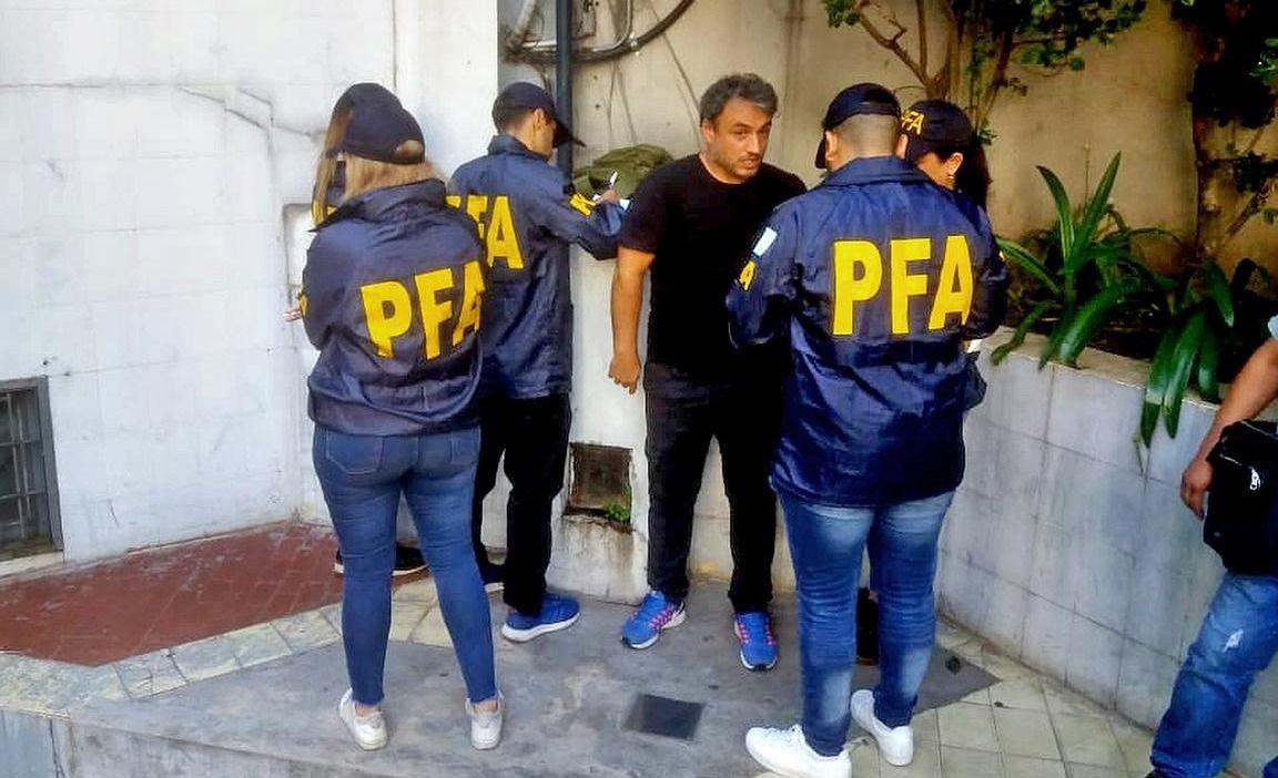 Detuvieron a un ex secretario privado de Cristina