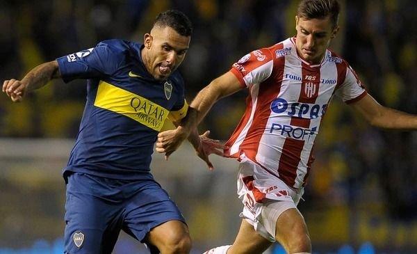 Unión derrotó a Boca en el debut de Alfaro