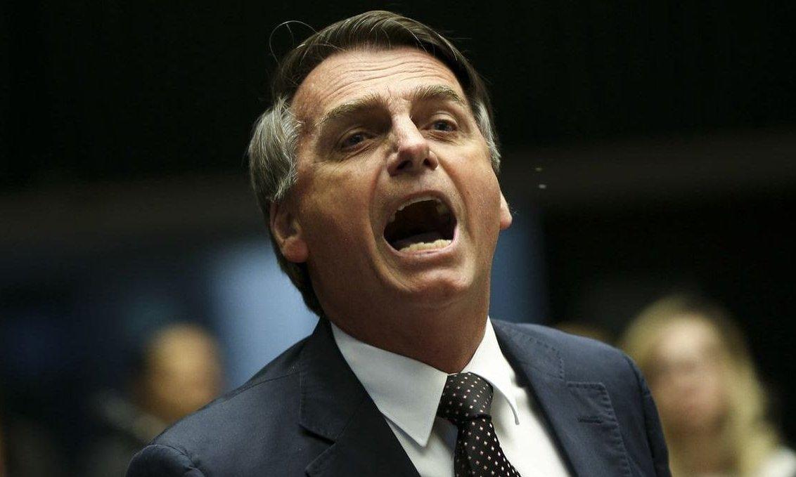 """Jair Bolsonaro: """"Argentina está, por el populismo, cada vez más cerca de Venezuela"""""""