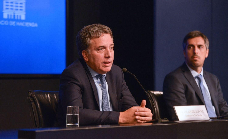 El Gobierno informó que se cumplió la meta fiscal del 2018