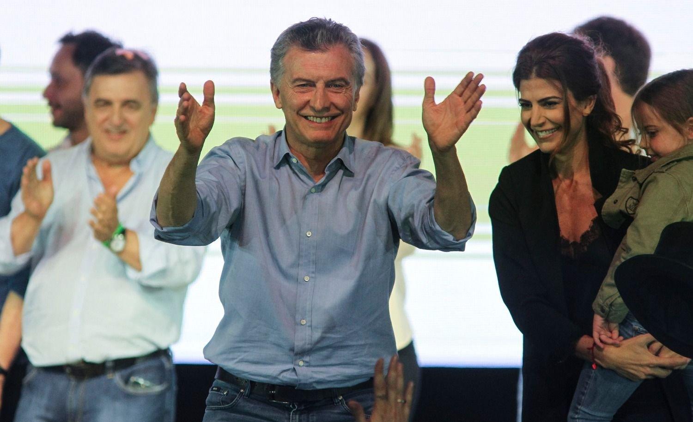 Una encuesta pone a Macri cerca de la reelección
