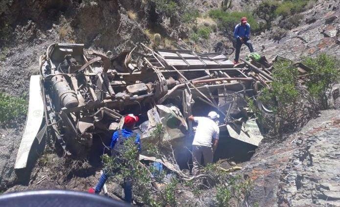 Tragedia en Bolivia: los tres mendocinos heridos serán trasladados en un avión sanitario