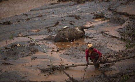 Brasil: rescataron a 46 personas y 345 siguen desaparecidas