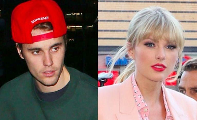 ¿Qué pasa entre Taylor Swift y Justin Bieber?
