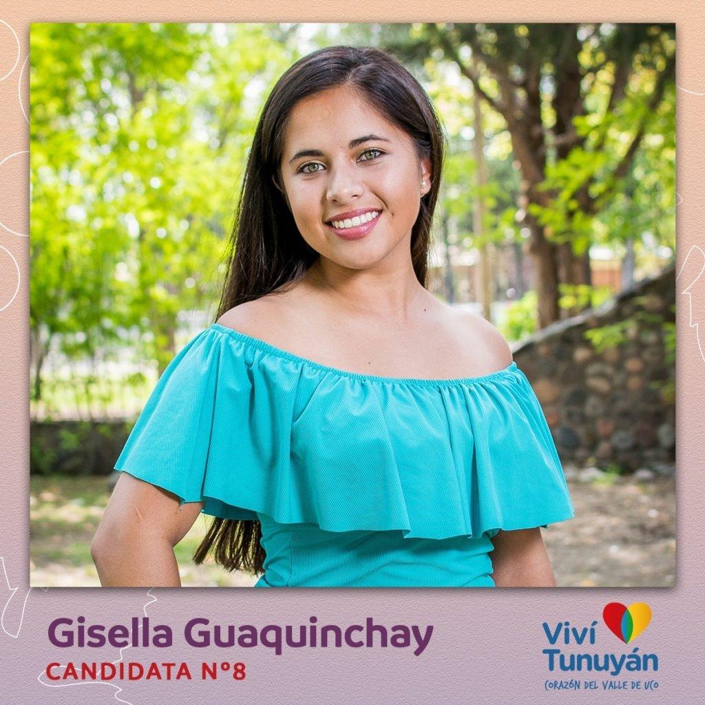 Vendimia Tunuyán Festival de la Tonada candidatas Esencia de América Latina
