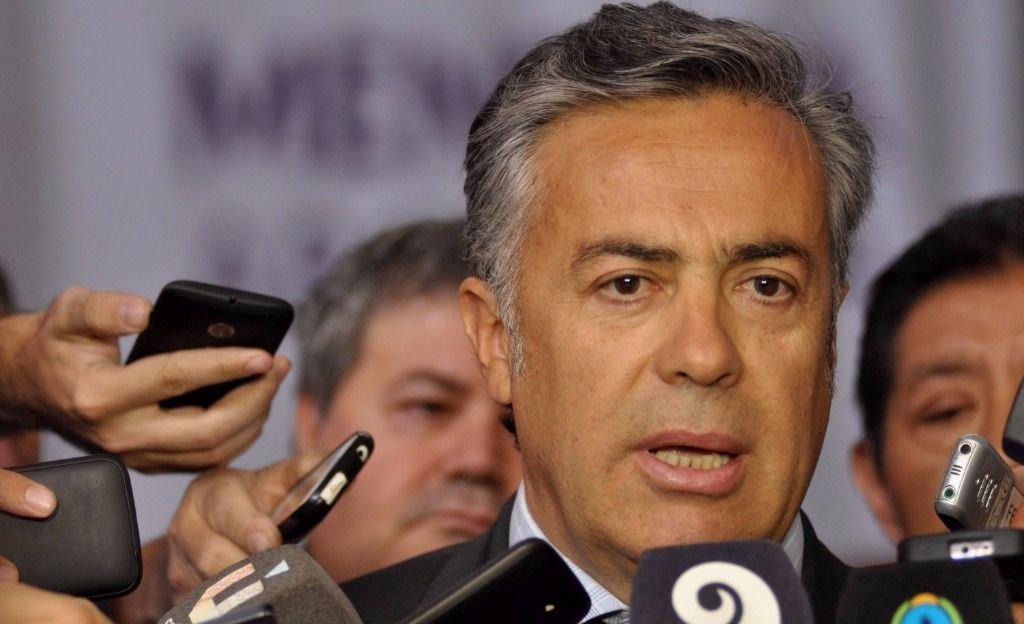 """Cornejo: """"La Cumbre del Mercosur se hará en Mendoza"""""""