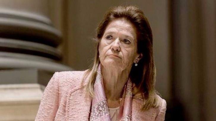 """Highton de Nolasco, """"le ganó la pulseada"""" al gobierno y seguirá en la Corte"""