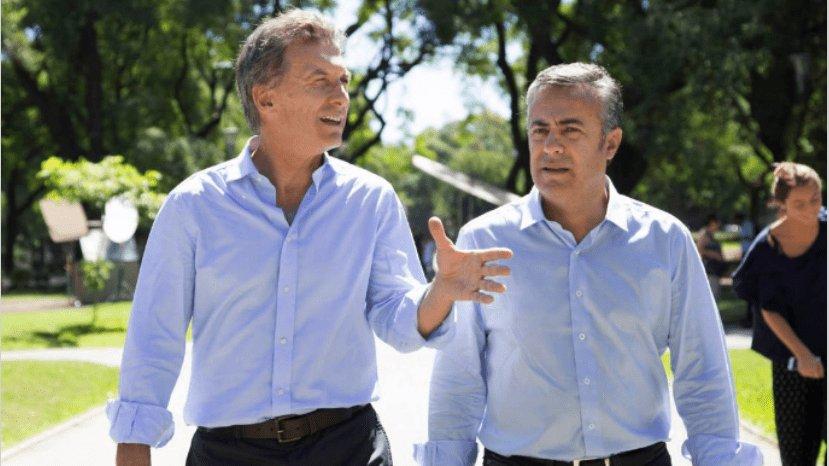 alfredo cornejo-mauricio macri-elecciones-entrevista-mendoza-gestión-vicepresidencia-economía