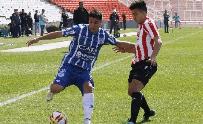 Ivaán Ramírez-godoy cruz-tomba-deportivo santaní-paraguay-concentrados-dorsales-san martín tucumán