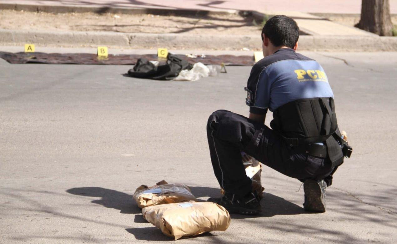 Le dispararon a un joven en Guaymallén
