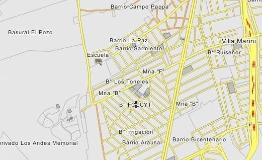 barrio-FOECYT-godoy-cruz-robo-fábrica-asalto-mendoza-trabajadores