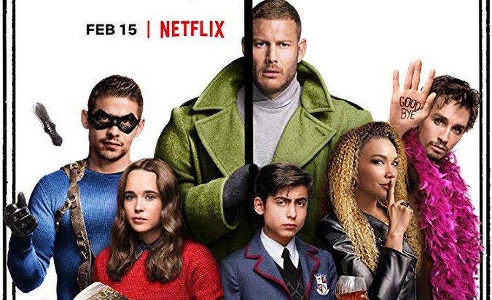 Estos son los principales estrenos para Netflix del fin de semana