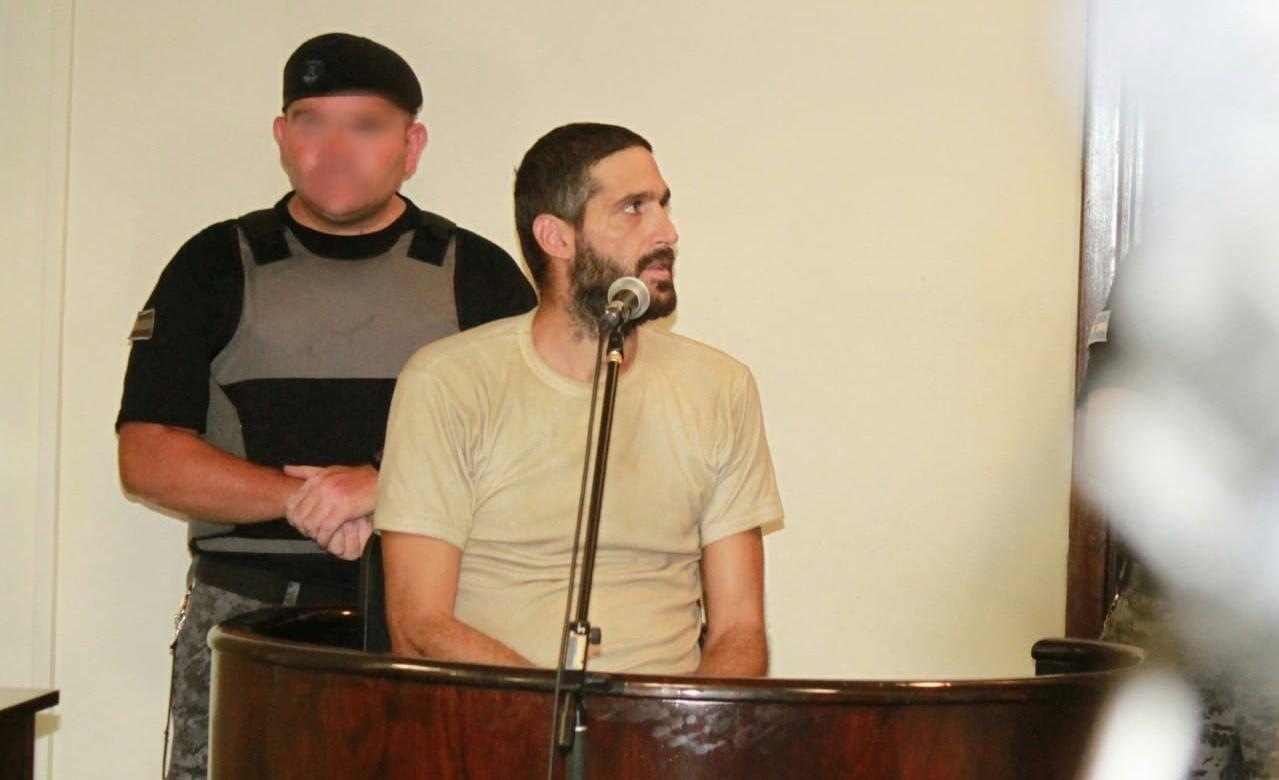 Audiencia a Gil Pereg: un juez define el futuro del israelí