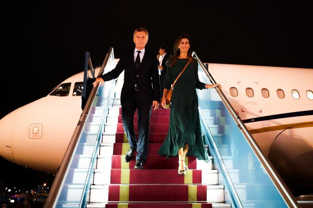 Gira en Asia: Mauricio Macri llegó a Vietnam