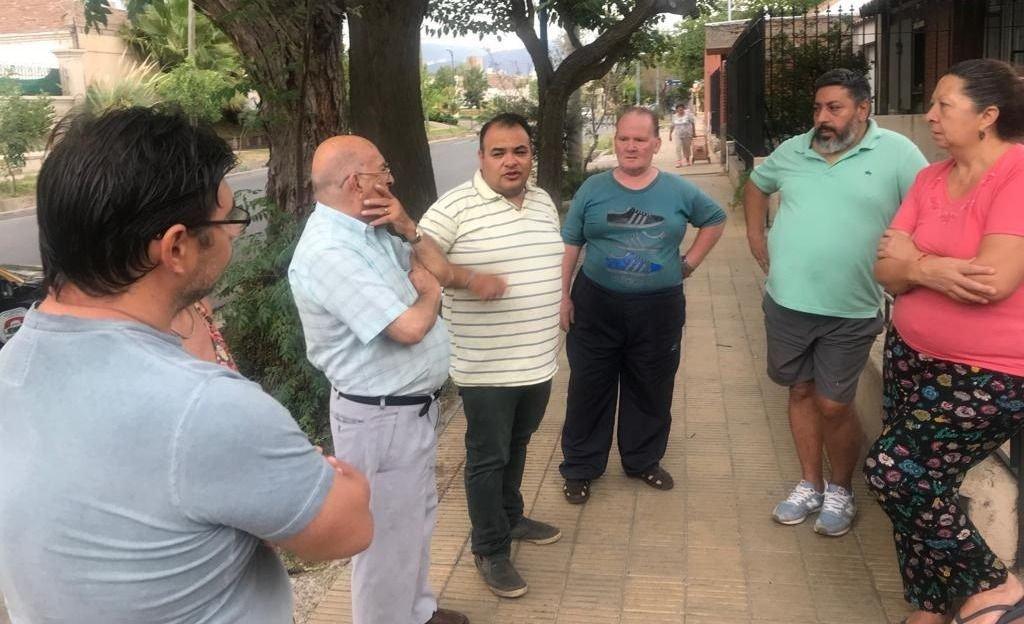 Vecinos del barrio San Ignacio están sin agua desde diciembre