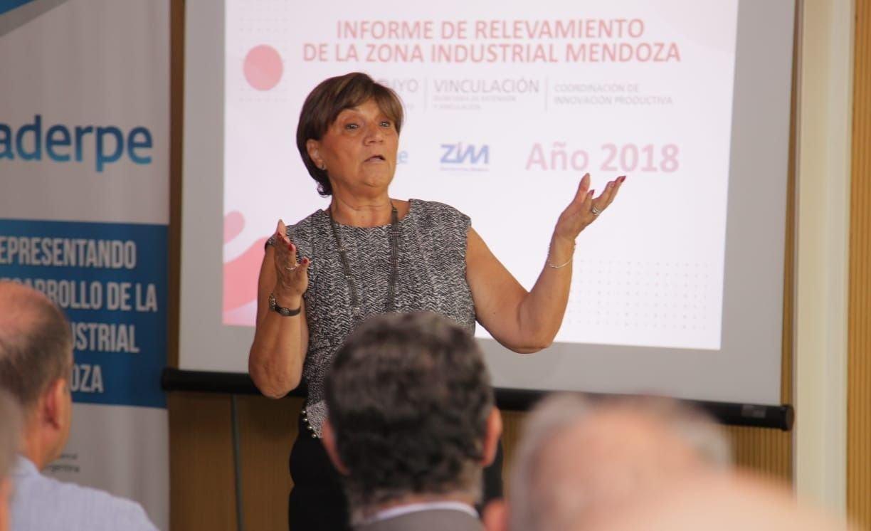 Se llevó a cabo un importante estudio sobre las empresas de la Zona Industrial Mendoza