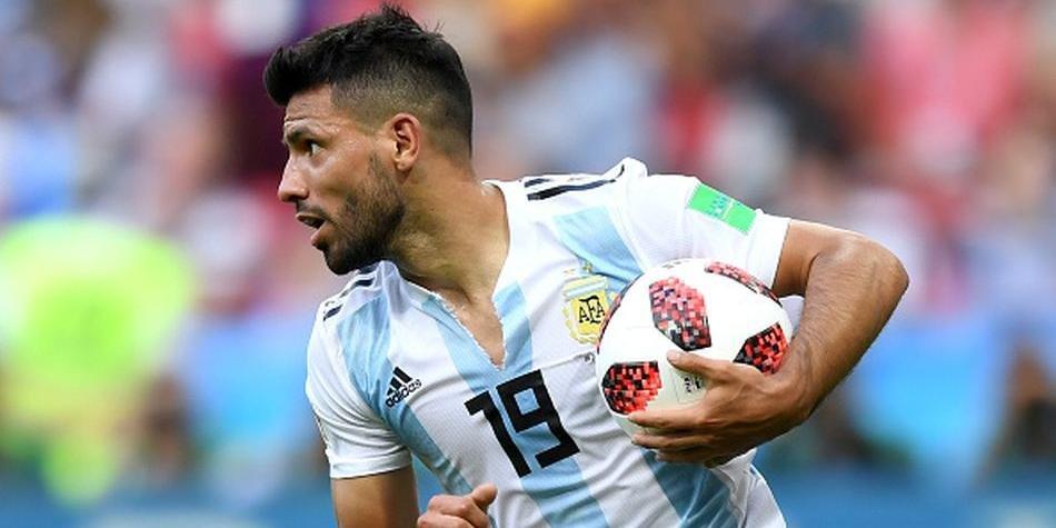 selección argentina-lionel messi-sergio agüero-kun-lionel scaloni