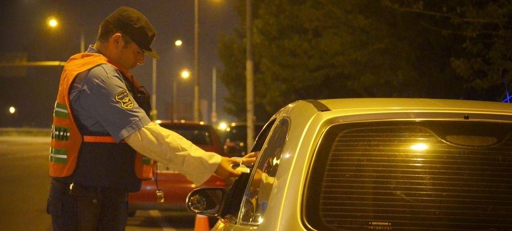 Mendoza Control de Alcoholemia Ministerio de Seguridad Policía Vial