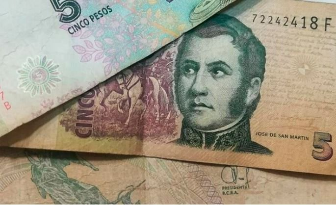 Últimos días de circulación del billete de $5