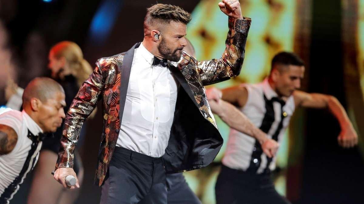 Las raras exigencias de Ricky Martín para sus shows en Argentina