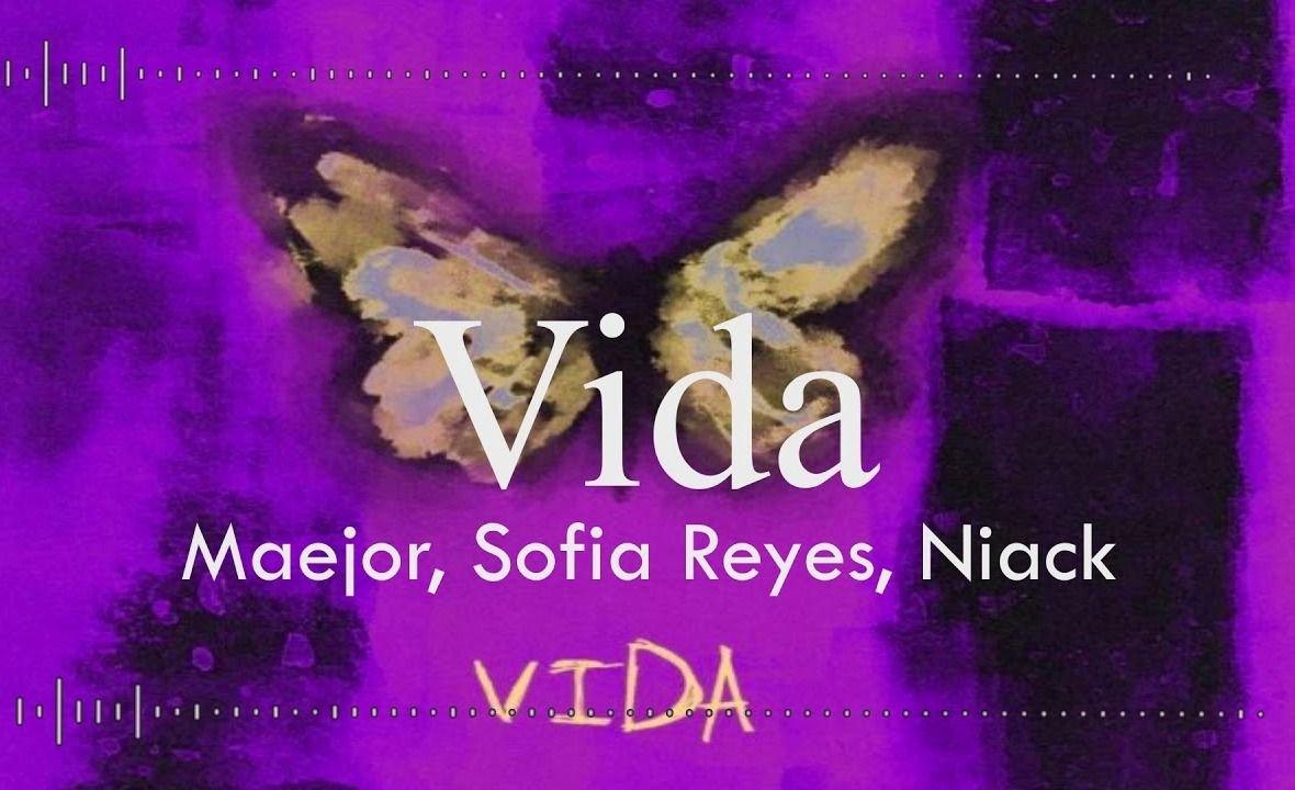 """Escuchá """"Vida"""", lo nuevo de Maejor junto a Sofía Reyes y Niack"""