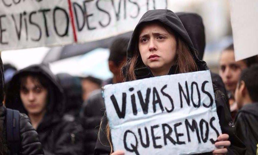 Mendoza se prepara para marchar contra la violencia hacia las mujeres
