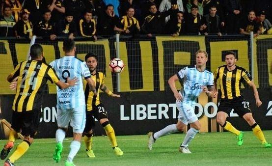 Atlético Tucumán lo ganaba pero se quedó sin nada ante Peñarol