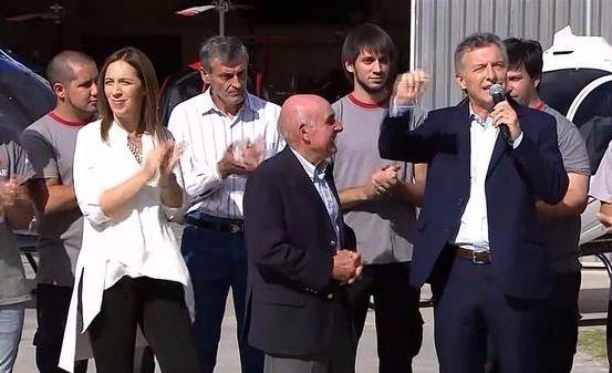 """Macri reafirmó que hace política de """"largo plazo"""""""