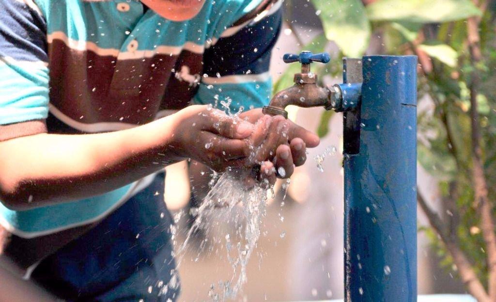 Se produce un corte de agua potable en zonas de Guaymallén
