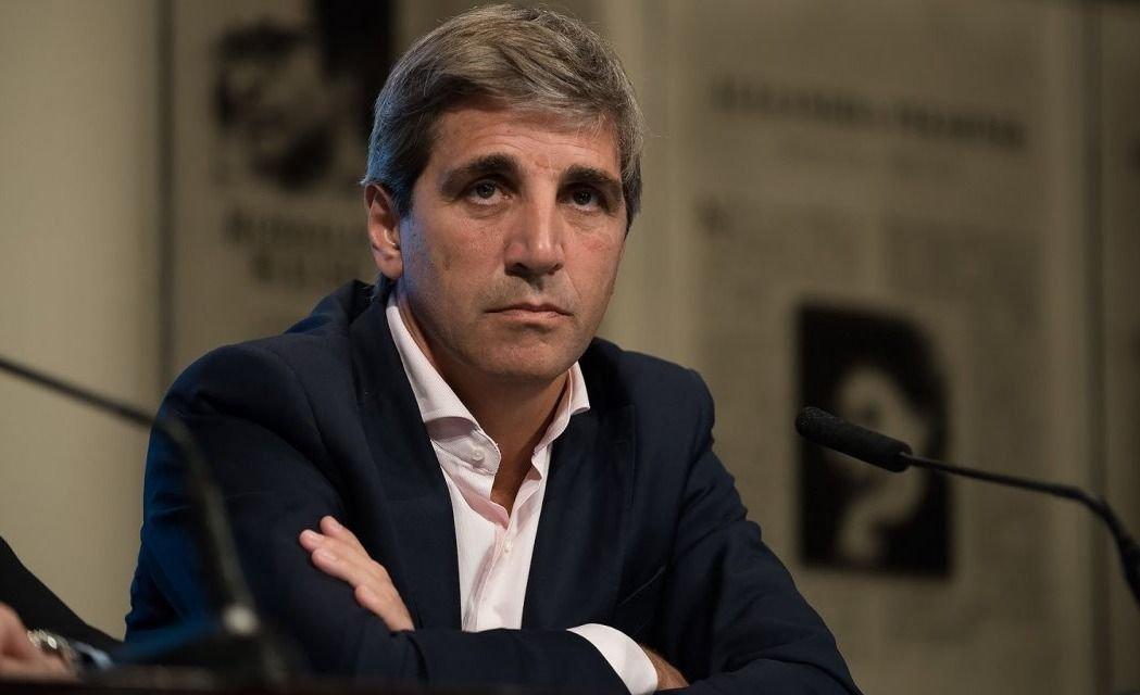 """Caputo habló de la cuenta """"offshore"""" en Estados Unidos"""