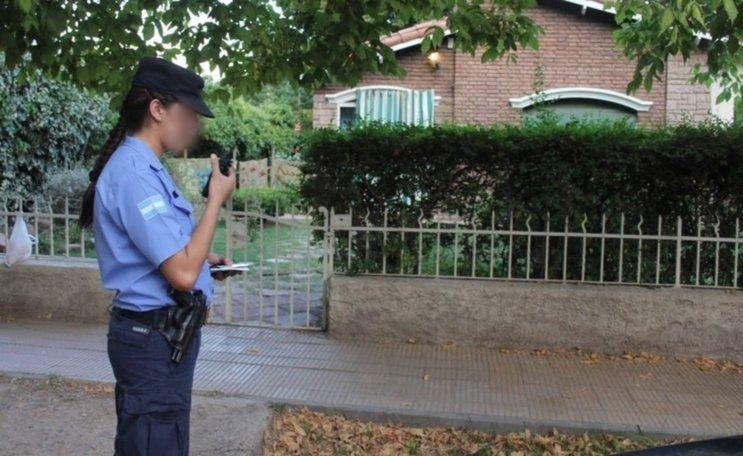 Un hombre fue detenido en Capital: habría intentado huir en bicicleta