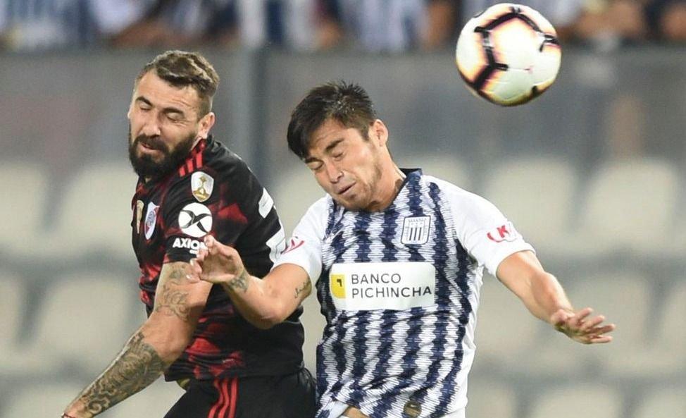River pierde con Alianza Lima