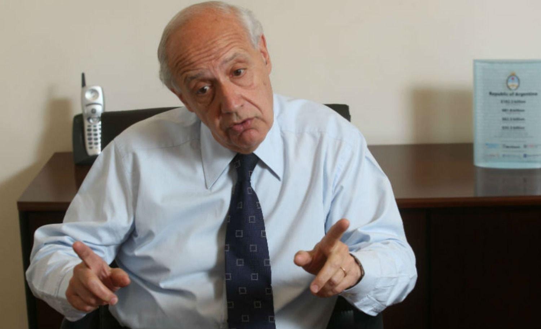 """Lavagna sobre Pichetto: """"Hay diferencias pero vamos a seguir hablando"""""""