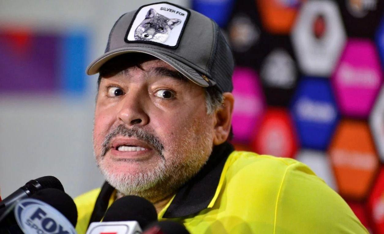 """Maradona dijo que Alberto Fernández será el """"nuevo presidente"""""""