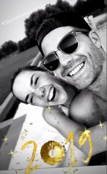 julieta-nair-calvo-novio-fotos-sensual-bikini-playa-instagram-