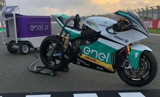 Moto E Jerez