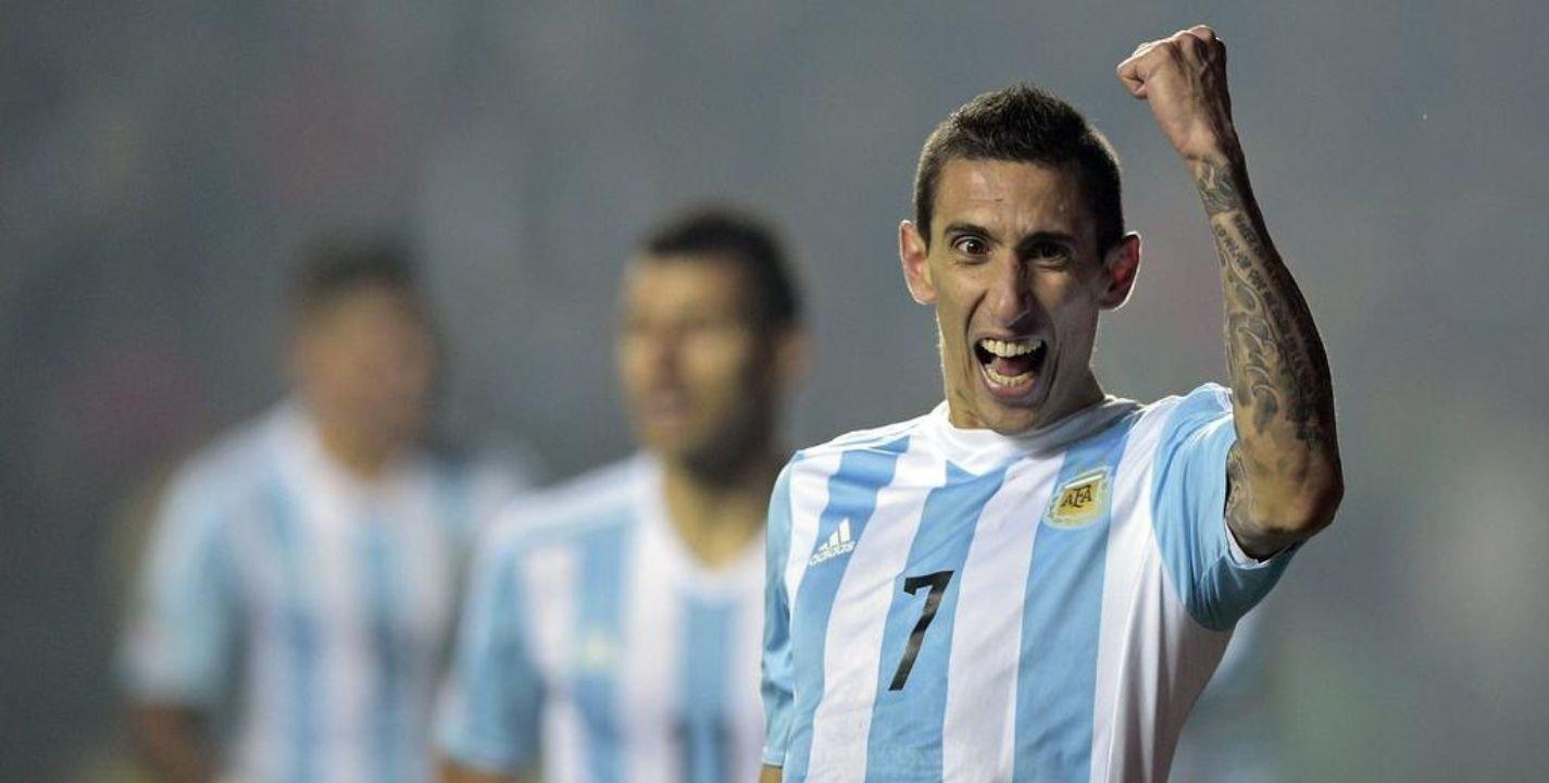 Ángel Di María-selección argentina-copa américa-lionel scaloni-fideo