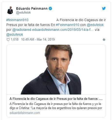 Canciller Bruno Rodríguez confirma visita privada a Cuba de expresidenta argentina