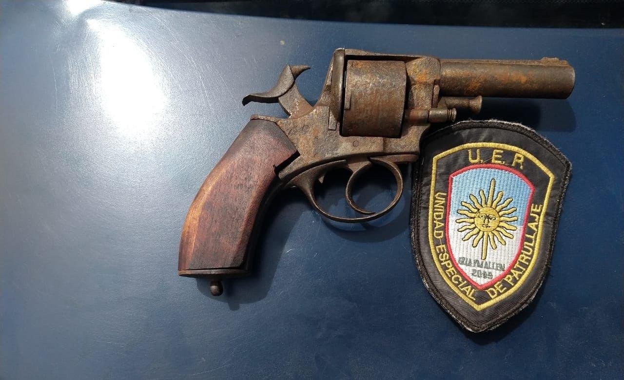 arma-detenido-guaymallen-mendoza-policiales-hoy